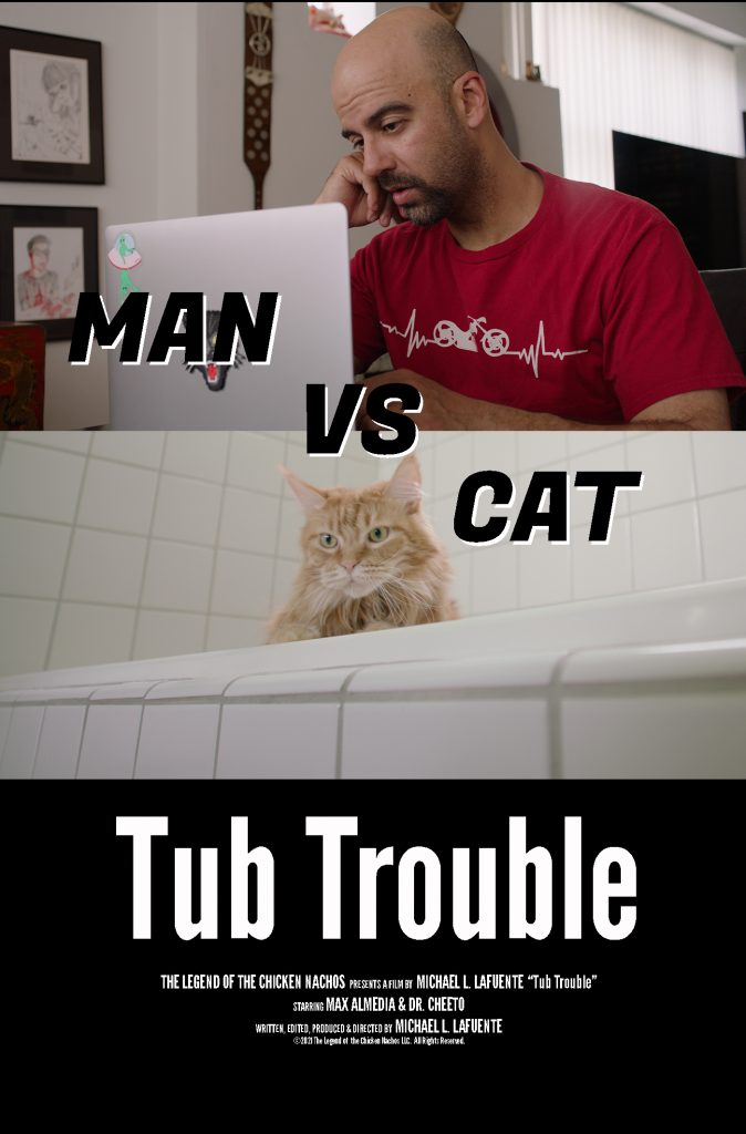 Tub Trouble Poster